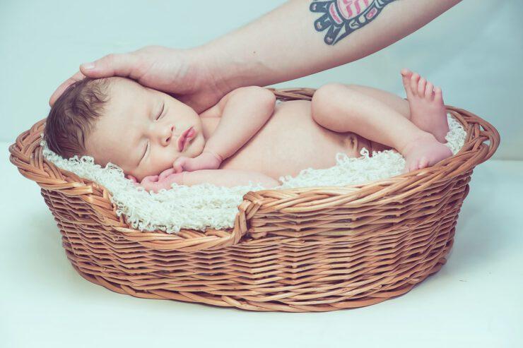 טיפול בגזים אצל תינוקות
